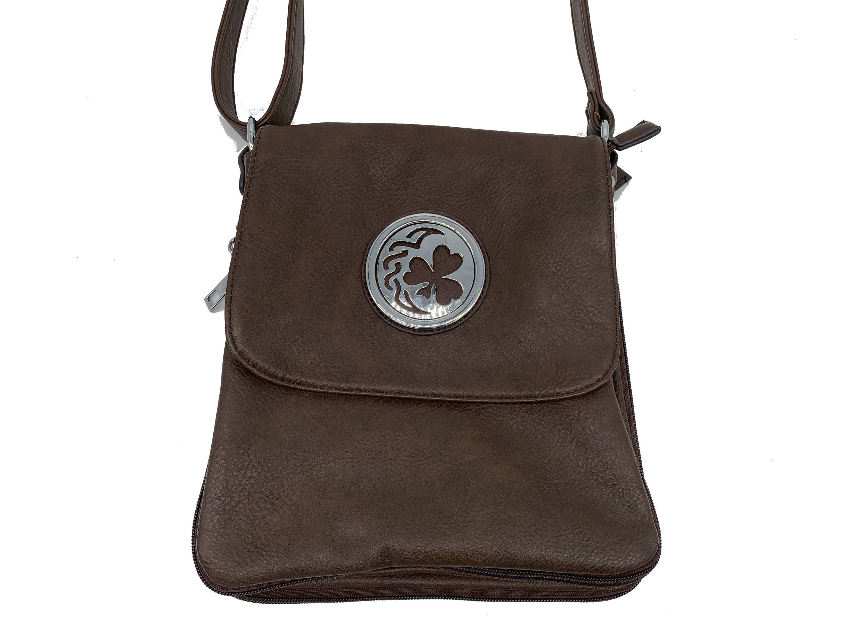 The Celtic Bag Co. Medium Triple Zip