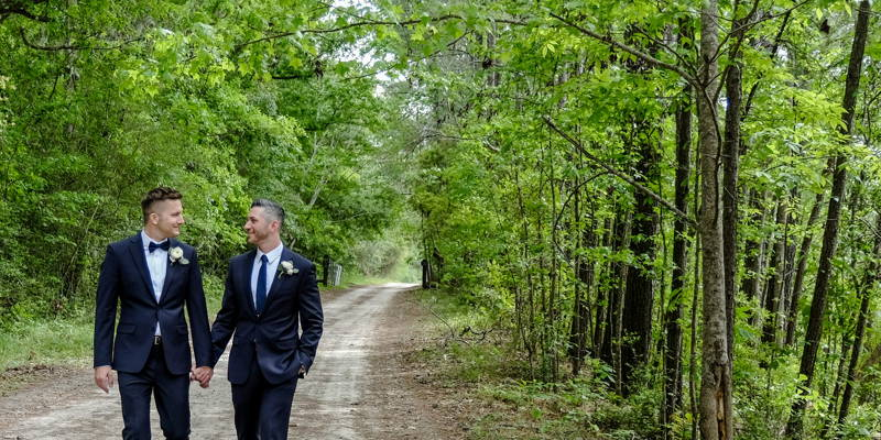 A Classic Wedding with Southern Charm