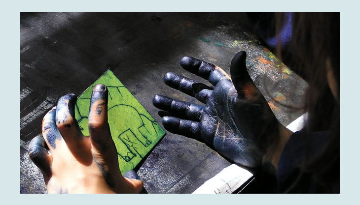 stiftung werkstattmuseum für druckkunst leipzig druckbild erstellen