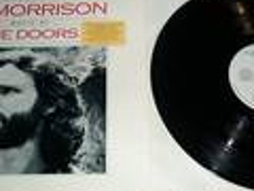 Jim  Morrison - An American Prayer radio station edited version lp nm