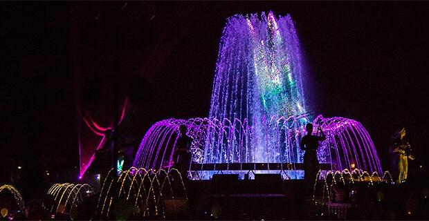 Сезон фонтанов в Ставрополе откроют вместе с «Русским радио» - Новости радио OnAir.ru