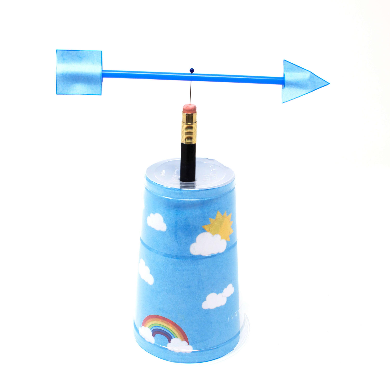 kids wind vane craft