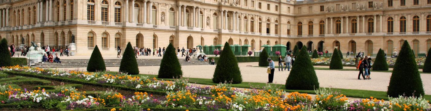 Билеты без очереди в Версальский дворец