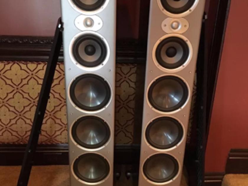 Polk Audio RTI-12 New in original boxes Pair