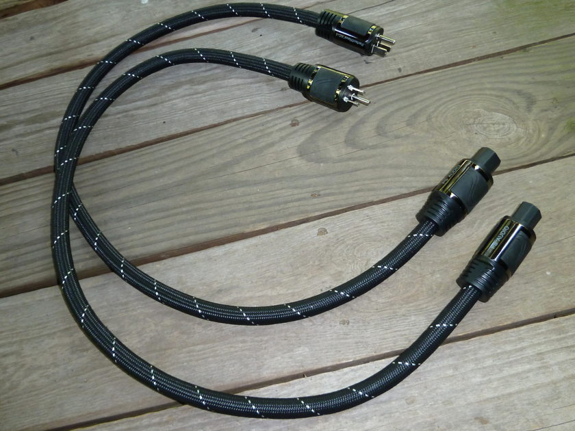PS Audio Perfectwave AC-3 AC cables, price for two