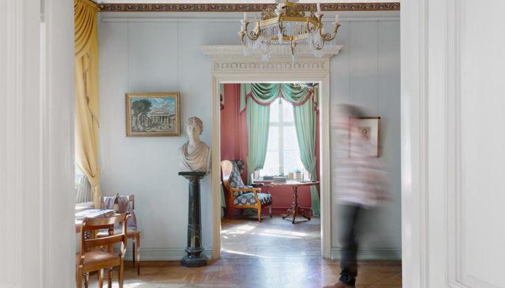 museum knoblauchhaus museum innen kunst