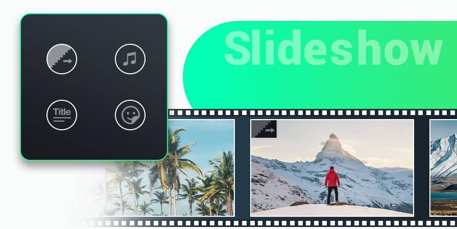 make slideshow videos