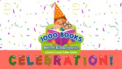 1000 Books Before Kindergarten Parties