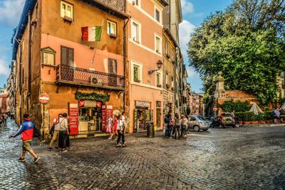 Секретный Рим: экскурсия в район Трастевере