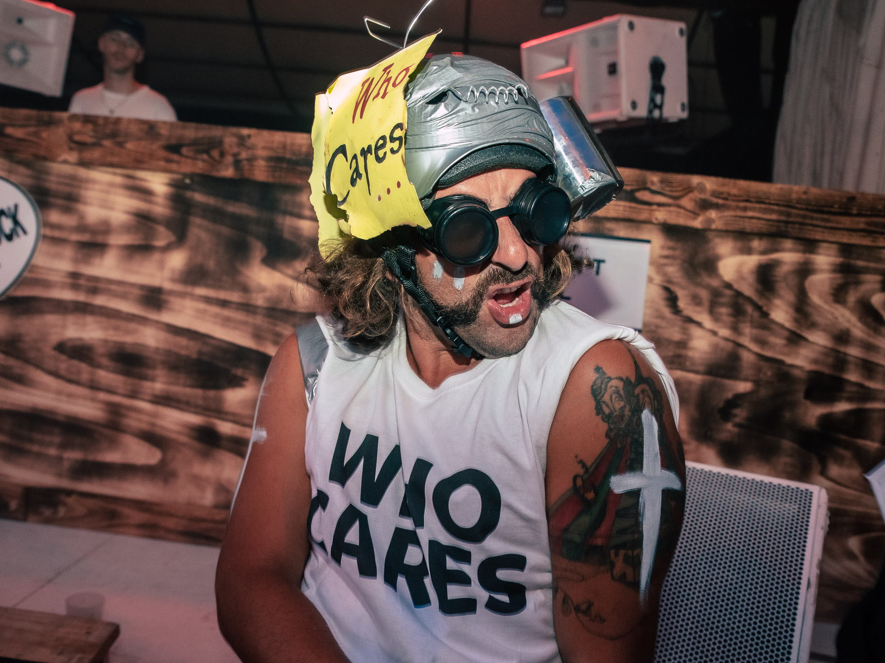 Who cares opening party, Ibiza party news