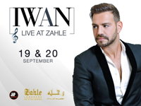 Iwan live at Zahle image