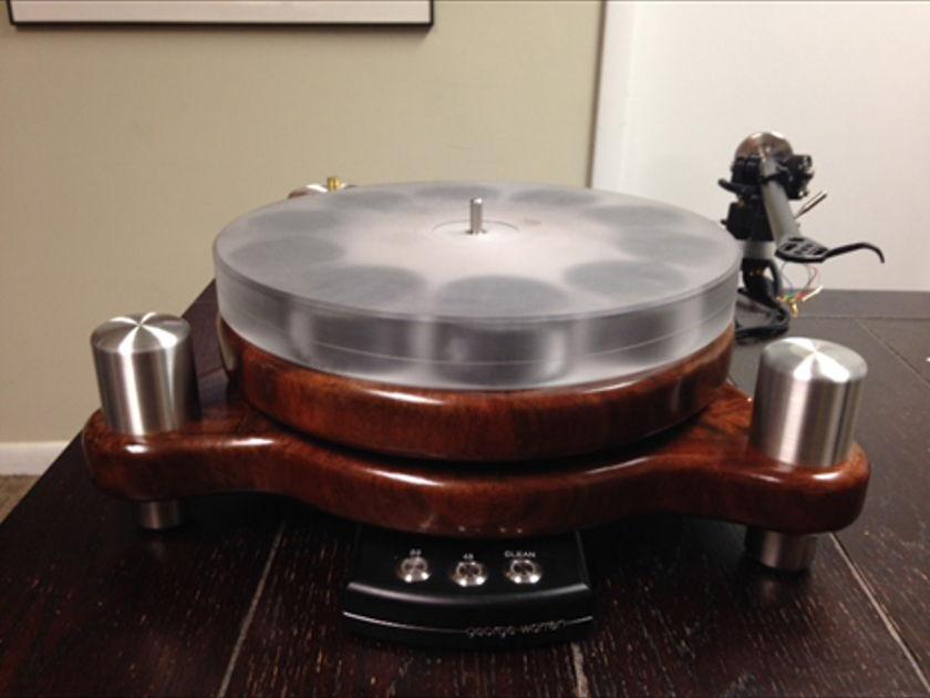 George-Warren Precision Sound The George-Warren Turntable