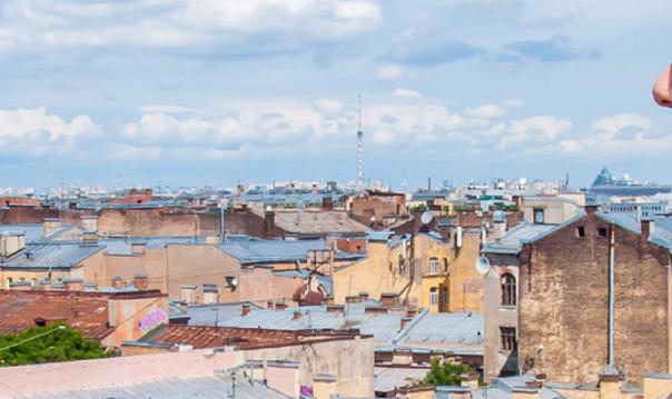 5 панорамных крыш бывшего хлебозавода (для детей и взрослых)