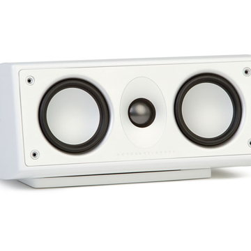 Alumni 5 Center Speaker (White)