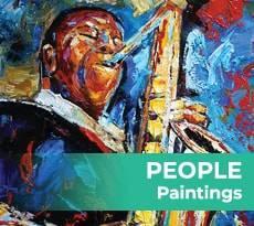 People Human Paintings