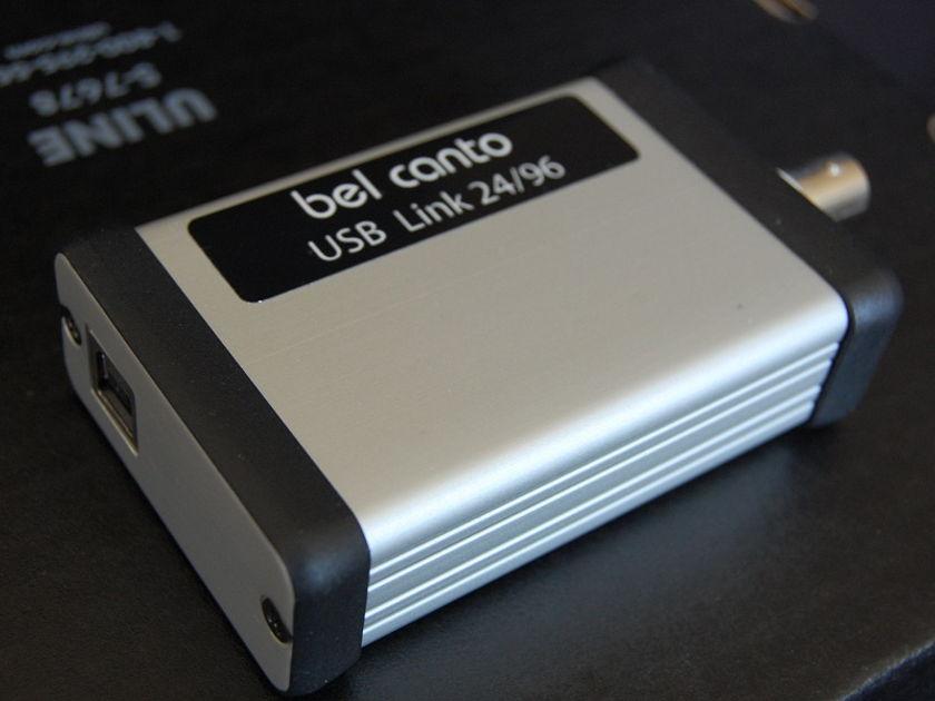 Bel Canto USB Link 24/96 USB - S/PDIF Converter