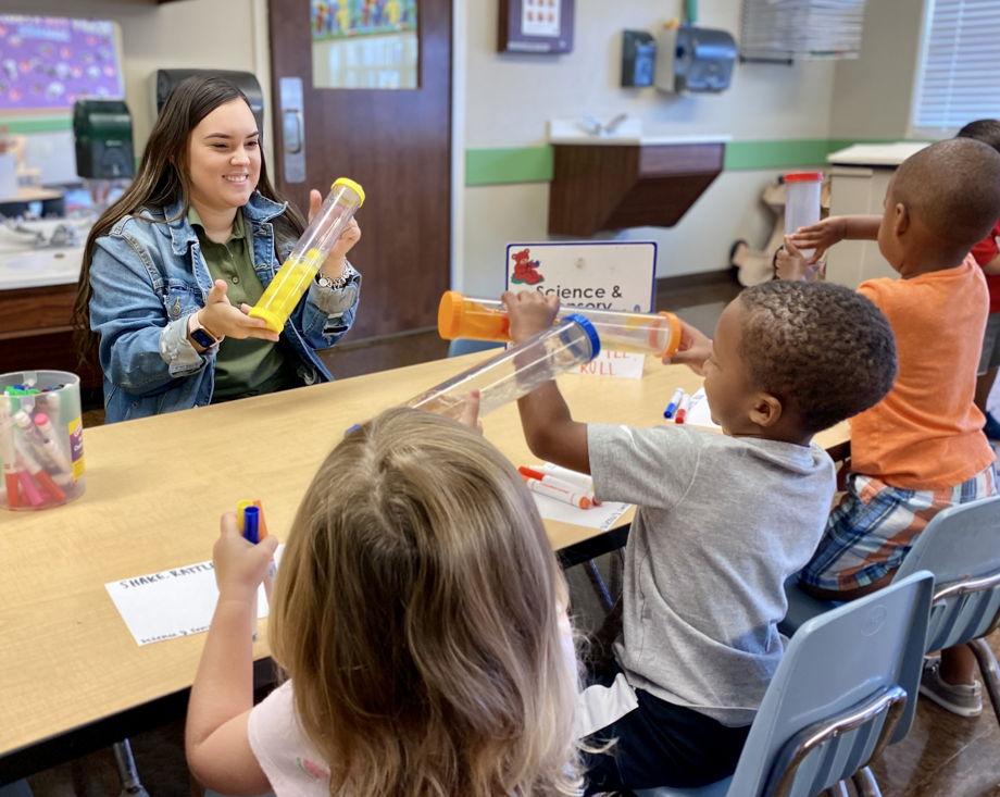 Ms. Wilson , Preschool Pathways Teacher