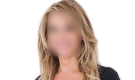 Face image blur