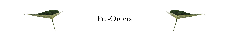 BYEM Pre-Orders