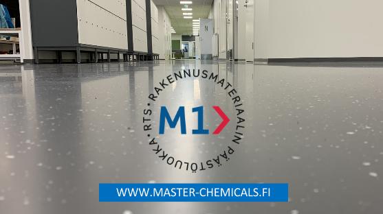 Master Chemicals Oy, Turku