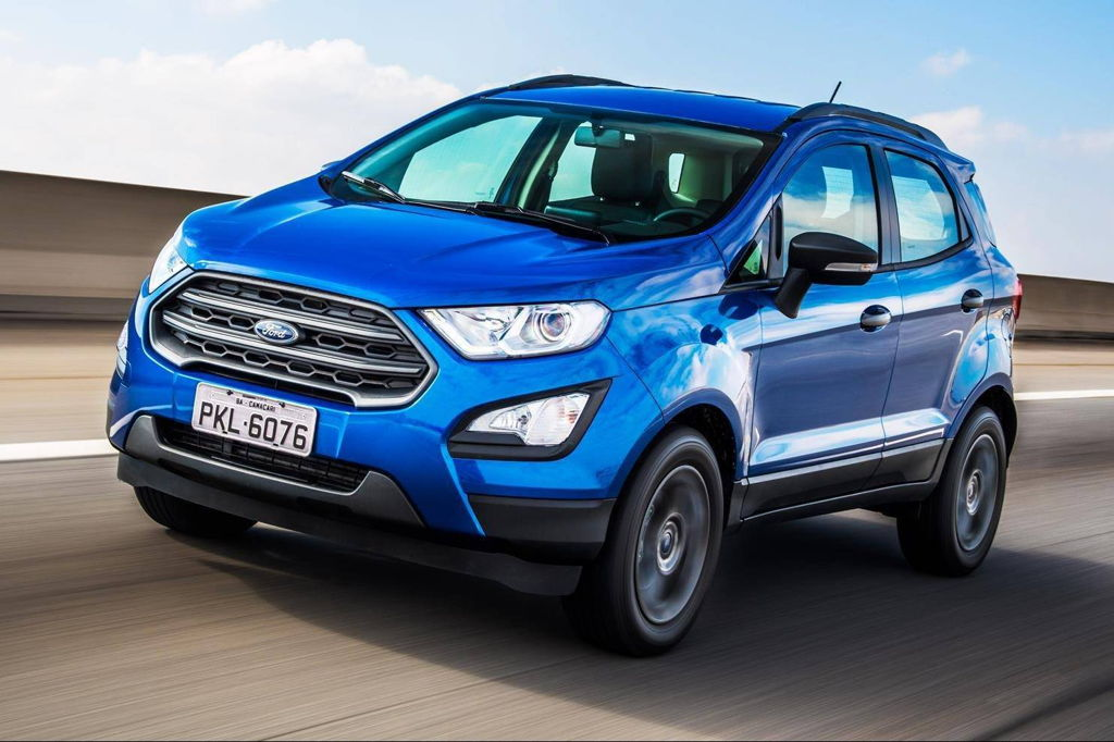 Ford EcoSport SE Direct
