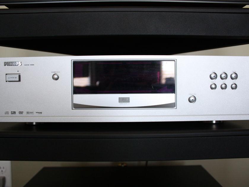 Philips  SACD-1000 Super Audio DVD player
