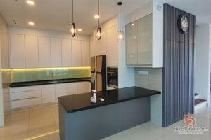 dezeno-sdn-bhd-contemporary-modern-malaysia-selangor-dry-kitchen-contractor