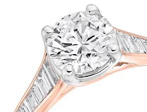 bespoke diamond engagement rings - Pobjoy Diamonds