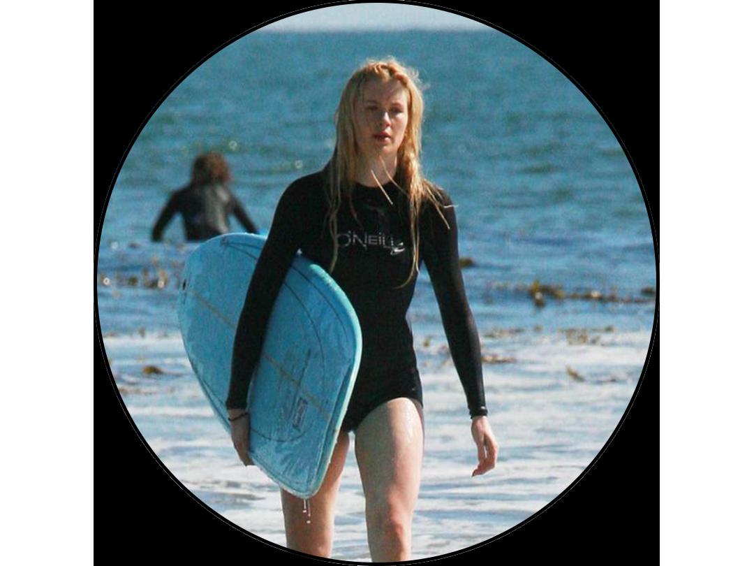 Ireland Baldwin pau hana surf supply team rider