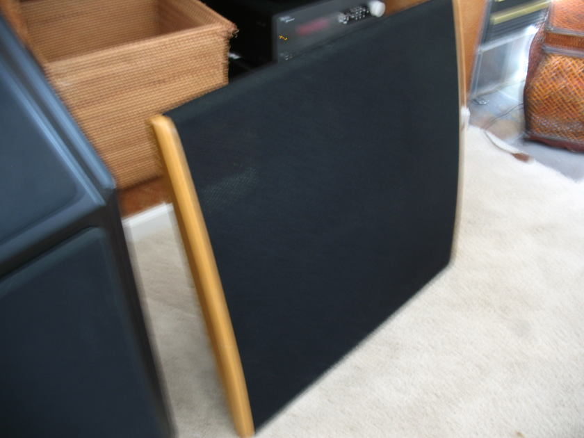 Dalhlquist DQ10  Phased Array speakers sound great!  Denver PU only