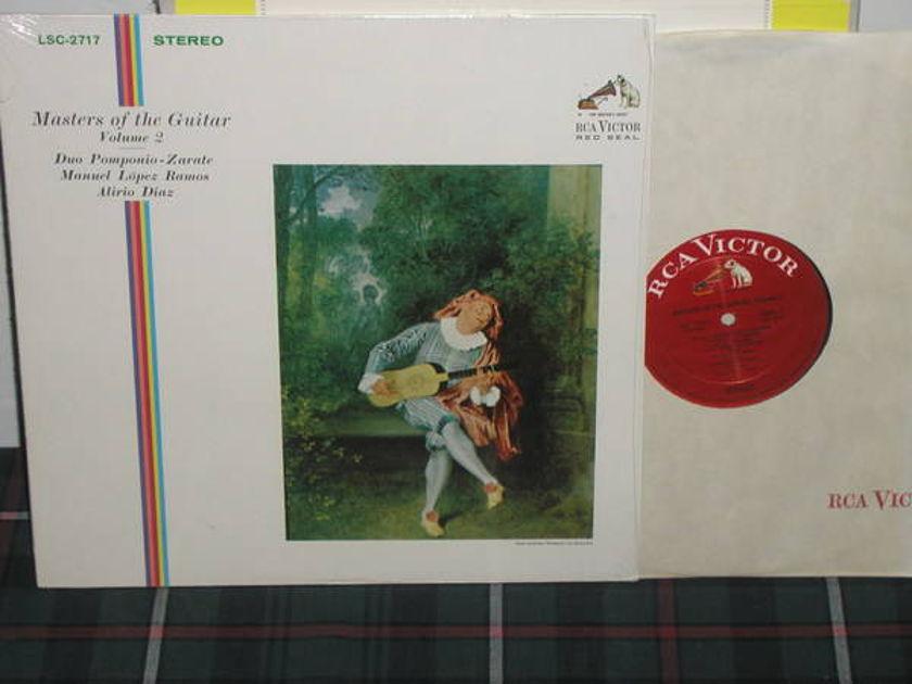 Ramos/Diaz - Carulli/Albeniz RCA White Dog LSC 2717