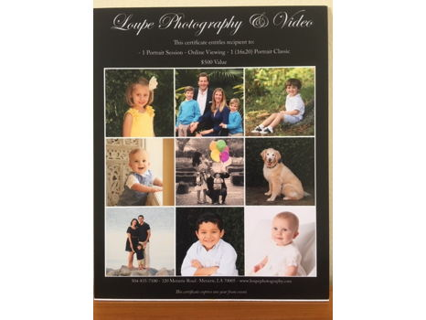 Portrait Session  - Loupe Photography