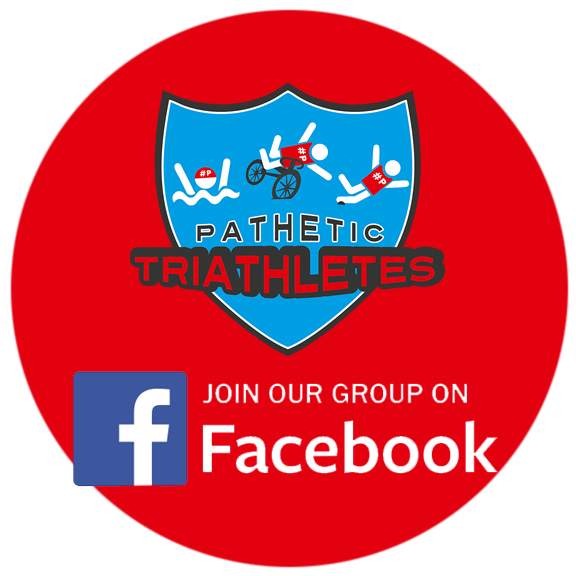 Join the Pathetic Triathletes Facebook Group!