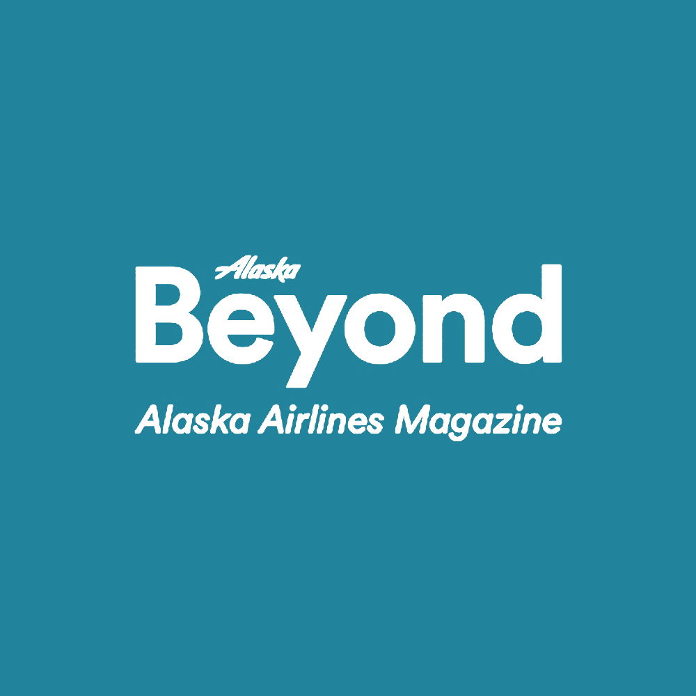SAFEGO Portable Safe featured in Alaska Air Lines Magazine
