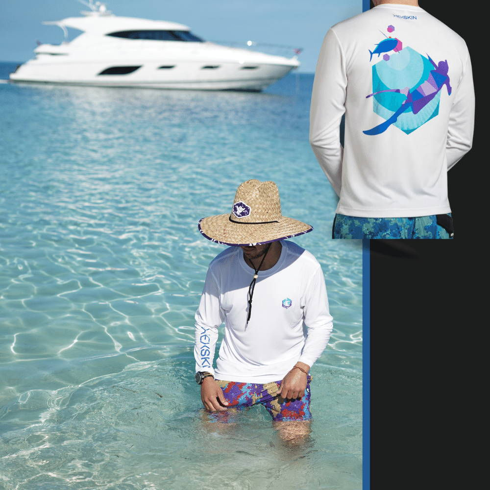 long sleeve mens shirts for water