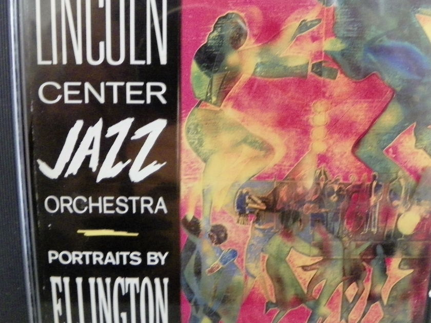 LINCOLN CENTER JAZZ ORCHESTRA - PORTRAITS BY ELLINGTON