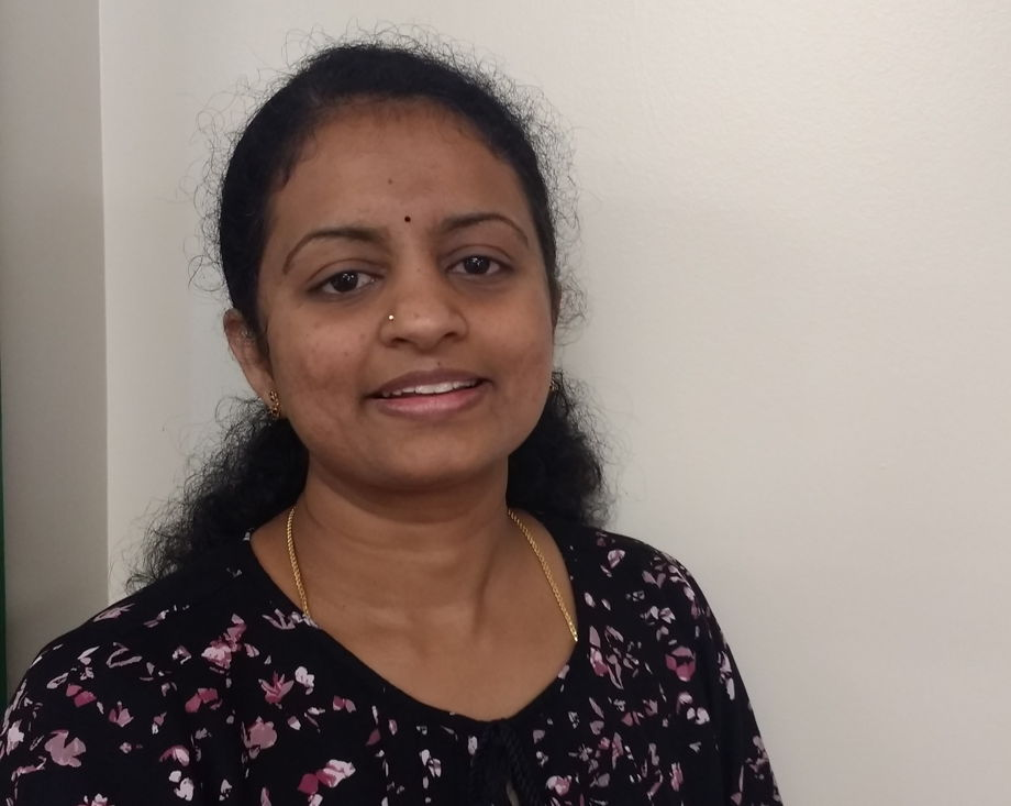 Ms. Kavitha , Toddler 1 Teacher