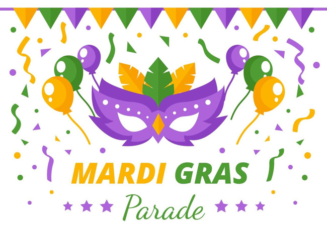 Mardi Gras Parade
