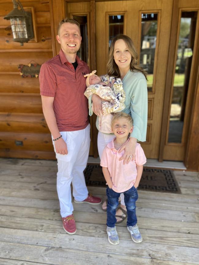 The Holekamp Family
