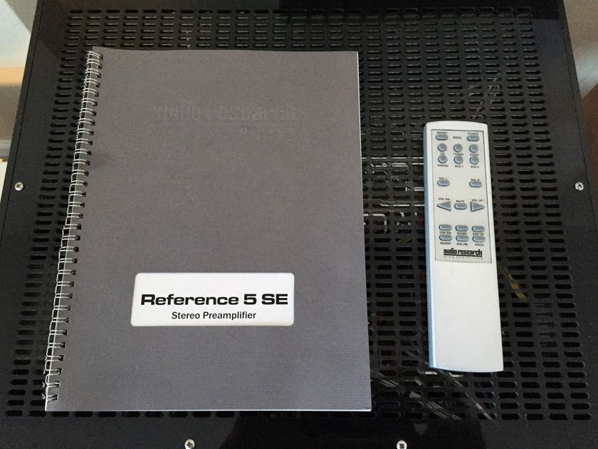 Audio Research Reference 5 SE Preamplifier