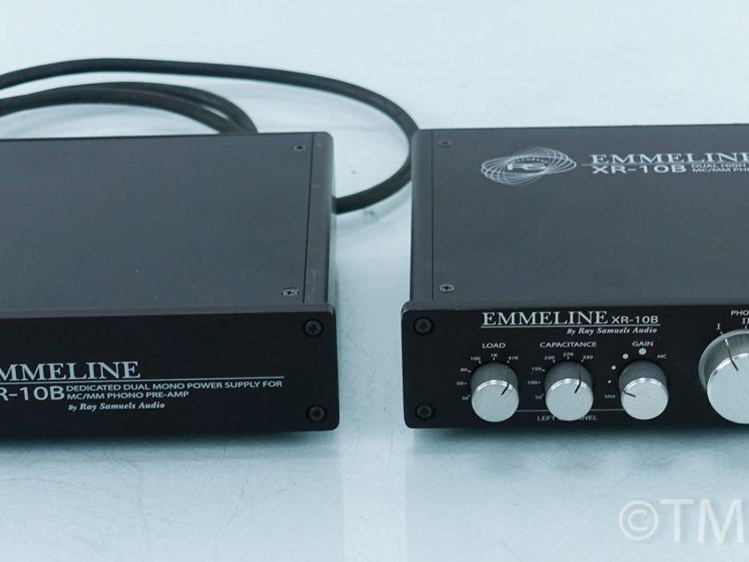 Ray Samuels Audio  Emmeline XR-10B MM/MC Phono Preamplifier (8562)