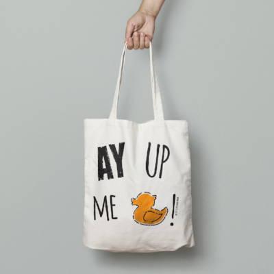 ayup tote bag