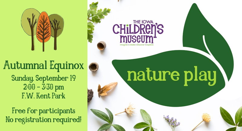 Nature Play: Autumnal Equinox