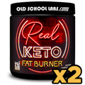 2x Real Keto Fat Burner