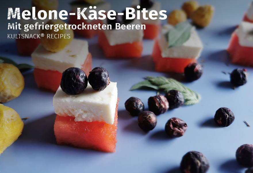 Rezept-Melone-Kaese-Bites