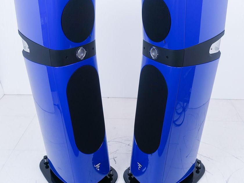 Focal Sopra 2 Speakers; Audi Blue; Pair (9042)