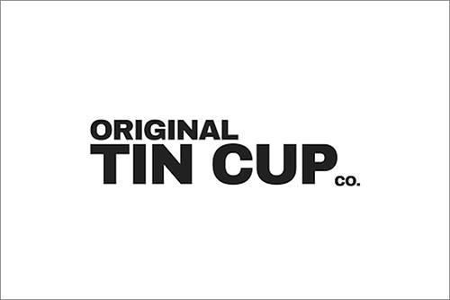 Original Tin Cup
