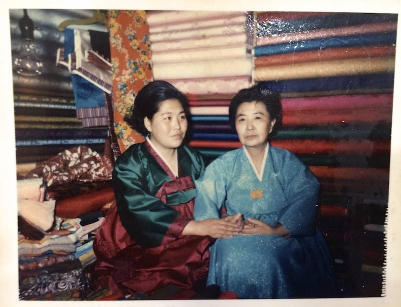 LEEHWA HANBOK BUSINESS SINCE 1993.