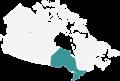 Ontario Egress Map