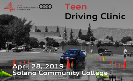 2019 North Bay Teen Driving Clinic